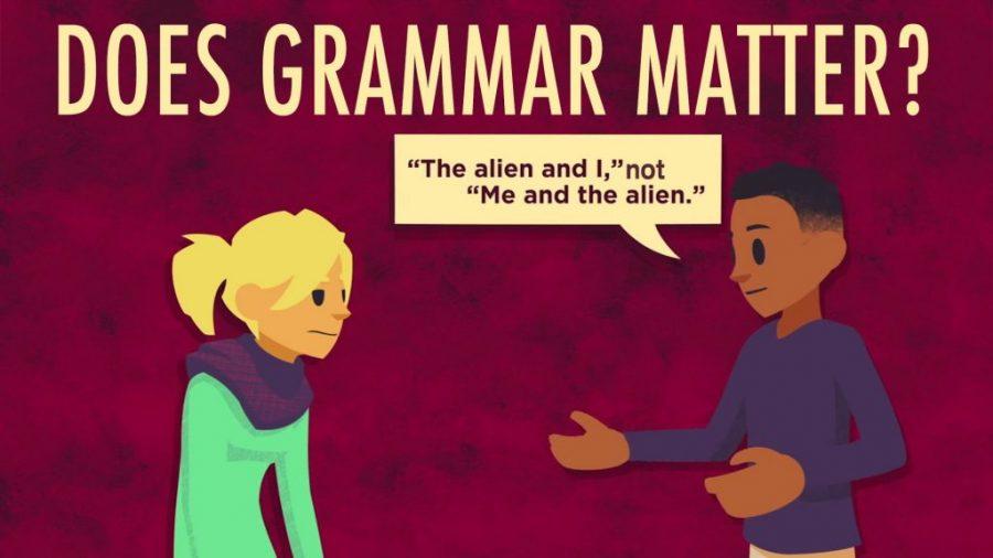 گرامر در زبان انگلیسی