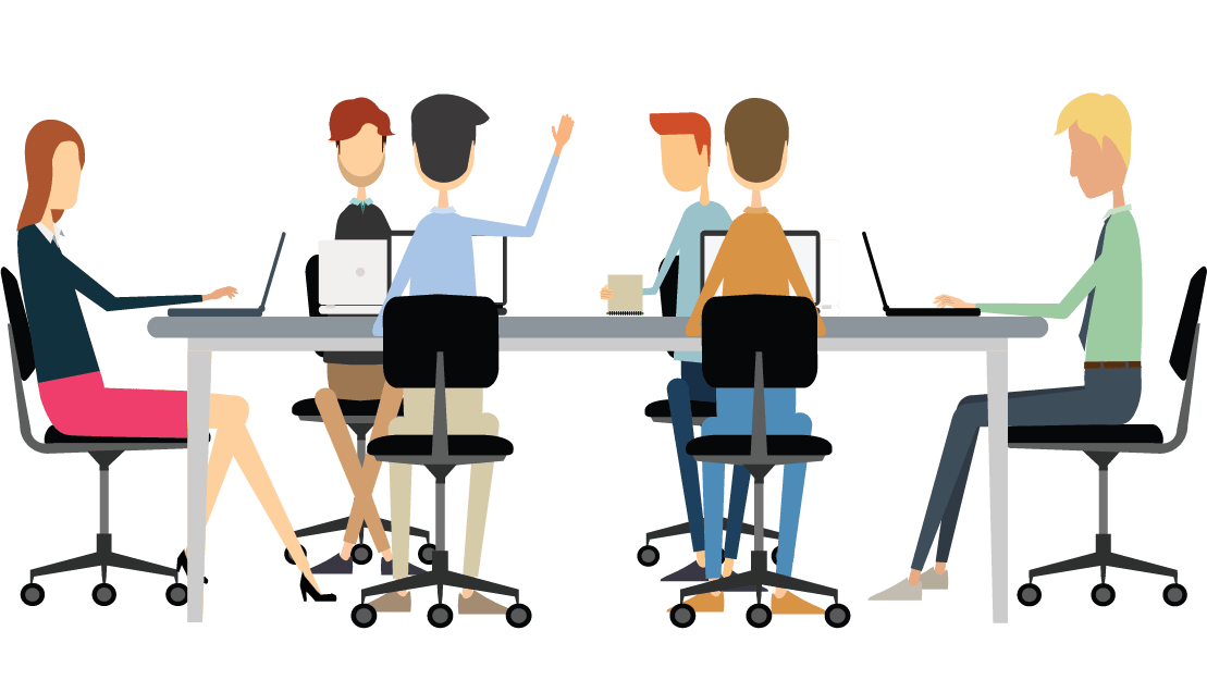 مکالمات رایج در ملاقات های کاری