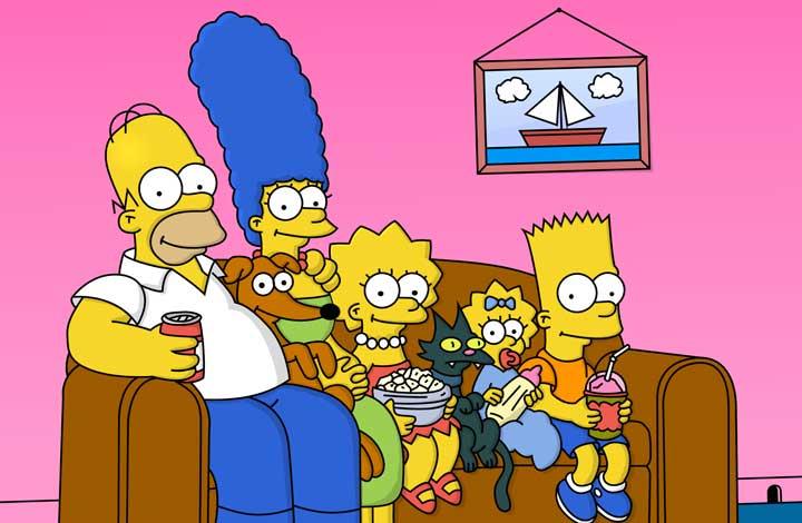 خانواده سمپسون